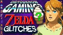 Did You Know Gaming? - Episode 317 - Zelda Glitches Part 2 (The Legend of Zelda)