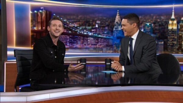 The Daily Show - S24E130 - Jamie Bell