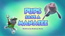 Paw Patrol - Episode 21 - Pups Save a Manatee