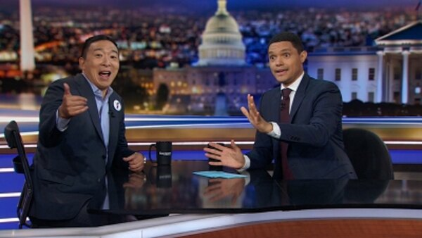 The Daily Show - S24E133 - Andrew Yang