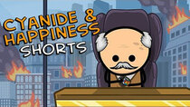 Cyanide & Happiness Shorts - Episode 16 - The Mayor