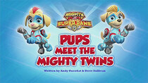 Paw Patrol - Episode 16 - Mighty Pups, Super Paws: Pups Meet the Mighty Twins