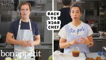 Back to Back Chef - Episode 19 - Michael Shannon Tries to Keep Up With a Professional Chef