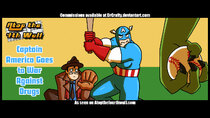 Atop the Fourth Wall - Episode 27 - Captain America Goes to War Against Drugs