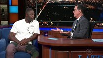 The Late Show with Stephen Colbert - Episode 184 - Idris Elba, Maude Apatow, Perry Farrell