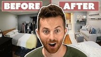 The Try Guys - Episode 63 - Surprise $2,800 Studio Apartment Makeover • Try DIY