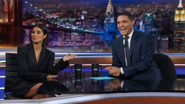 The Daily Show - S24E137 - Diane Guerrero