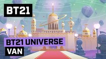 BT21 UNIVERSE ANIMATION - Episode 1 - VAN