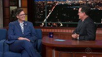The Late Show with Stephen Colbert - Episode 188 - Brian Cox, Hannah Gadsby, Shane Torres