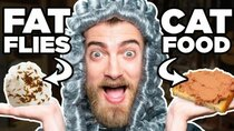 Good Mythical Morning - Episode 103 - Supreme Food Court Ft. The Try Guys