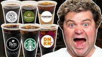 Good Mythical Morning - Episode 110 - Cold Brew Coffee Taste Test