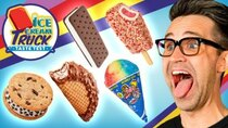 Good Mythical Morning - Episode 115 - Ice Cream Truck Taste Test: Finals