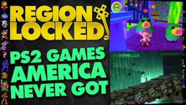 Region Locked - S01E48 - Two PS2 Games America Never Got: Poinie's Poin & ChainDive (PlayStation 2)