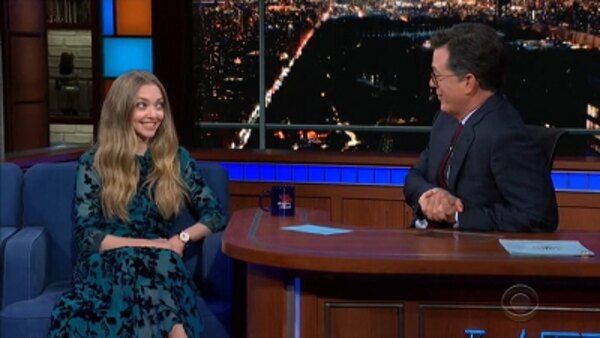 The Late Show with Stephen Colbert - S04E189 - Amanda Seyfried, Jacob Tremblay, Brady Noon, Keith L. Williams
