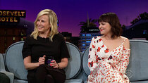 The Late Late Show with James Corden - Episode 113 - Chelsea Handler, Ginnifer Goodwin, Tom Odell