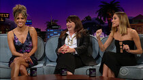 The Late Late Show with James Corden - Episode 119 - Halle Berry, Anjelica Huston, Allison Williams, Carly Rae Jepsen