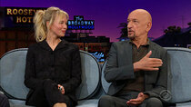 The Late Late Show with James Corden - Episode 120 - Renée Zellweger, Ben Kingsley, Oliver Tree