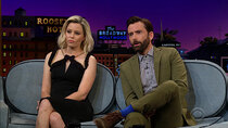 The Late Late Show with James Corden - Episode 122 - Elizabeth Banks, Bradley Whitford, David Tennant, Billy Ray Cyrus