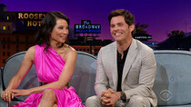 The Late Late Show with James Corden - Episode 123 - Lucy Liu, James Marsden