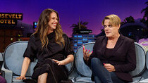 The Late Late Show with James Corden - Episode 133 - Sutton Foster, Eddie Izzard, Dave Ross