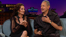 The Late Late Show with James Corden - Episode 135 - Jeff Goldblum, Andie MacDowell, Bishop Briggs