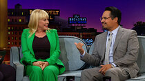 The Late Late Show with James Corden - Episode 137 - Patricia Arquette, Michael Peña, Freya Ridings