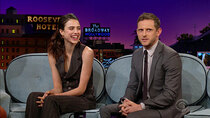 The Late Late Show with James Corden - Episode 138 - Jamie Bell, Margaret Qualley, Freya Ridings