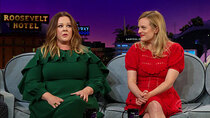 The Late Late Show with James Corden - Episode 140 - Melissa McCarthy, Elisabeth Moss, Jakob Dylan, Jade Castrinos