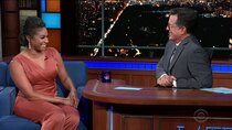 The Late Show with Stephen Colbert - Episode 190 - Tiffany Haddish, Jared Harris, The Smashing Pumpkins