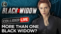 Collider Live - Episode 135 - Black Widow Movie Will Feature Multiple Black Widows (#186)