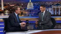The Daily Show - Episode 140 - Michael Bennet & Natasha Lyonne