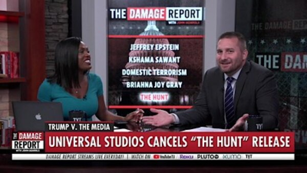 The Damage Report with John Iadarola - S2019E154 - August 12, 2019