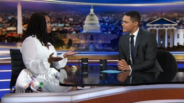 The Daily Show - S24E142 - Ayanna Pressley