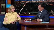 The Late Show with Stephen Colbert - Episode 192 - Cate Blanchett, Marc Maron