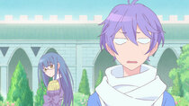 Beelzebub-jou no Oki ni Mesu Mama. - Episode 4 - Fly! Imaginary Wings. / Her Highness Checking in on Someone Sick...