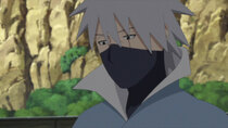 Boruto: Naruto Next Generations - Episode 109 - The Steam Ninja Scrolls: Potato Chips and the Giant Boulder!
