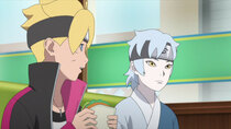 Boruto: Naruto Next Generations - Episode 104 - The Little Roommate