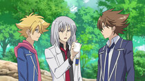 Cardfight!! Vanguard - Episode 11 - Battle of Men!!