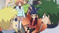 Cardfight!! Vanguard - Episode 10 - Wind of Aichi!!