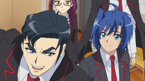 Cardfight!! Vanguard - Episode 4 - Misaki's Secret!!