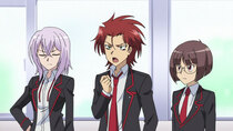 Cardfight!! Vanguard - Episode 3 - Who's the Strongest Cardfighter!!