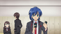 Cardfight!! Vanguard - Episode 27 - Stand Up! High School Life!!