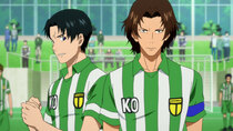 Days - Episode 23 - I'm a Member of Seiseki's Soccer Team, Too
