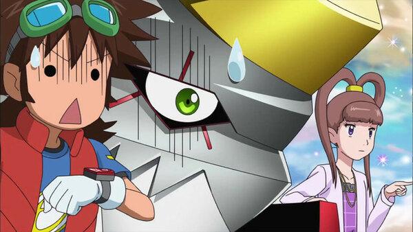 Digimon Xros Wars Серия 17 - Смотреть Digimon Xros Wars E17
