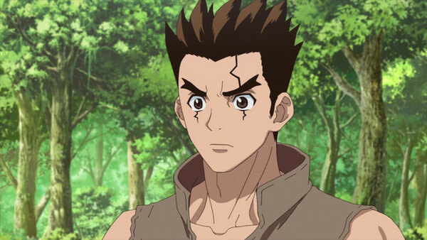 Dr. Stone - Ep. 3 - Weapons of Science