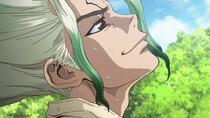 Dr. Stone - Episode 1 - Stone World