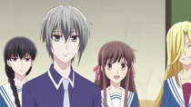 Fruits Basket 1st Season - Episode 11 - This Is a Wonderful Inn