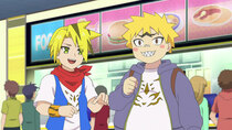Future Card Buddyfight Batzz - Episode 5 - Become a Tiger! Noboru's Final Fight!