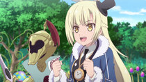 Grimms Notes the Animation - Episode 11 - Reina in Wonderland
