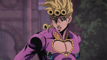 JoJo no Kimyou na Bouken: Ougon no Kaze - Episode 36 - Diavolo Surfaces